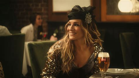 Stella Artois Super Bowl Commercial Revives 'sex And The
