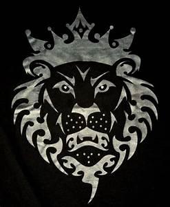NIKE LEBRON JAMES LION LOGO T SHIRT BLACK NEW MENS DRI FIT ...