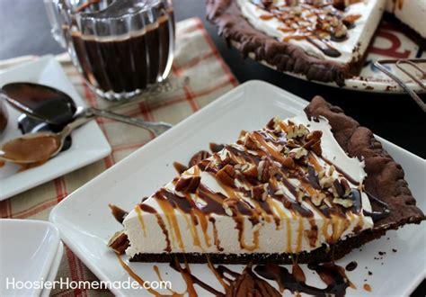 Best Pumpkin Cake Mix by Turtle Cheesecake Pie Hoosier Homemade