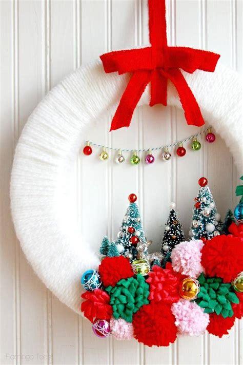 wreath diy fall wreath fabric wreaths