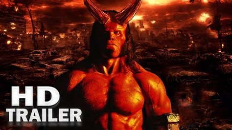 Hellboy Rise Of The Blood Queen  Teaser Trailer #1 (2019