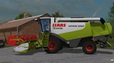 claas lexion  fs farming simulator   mod