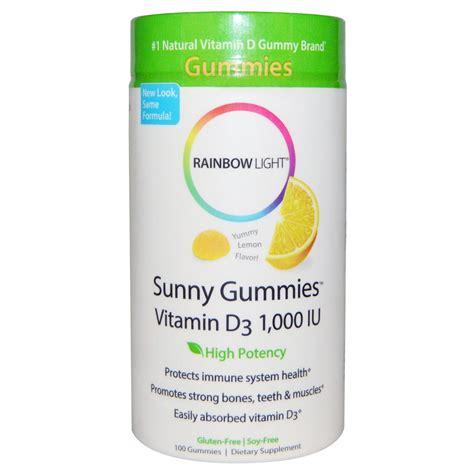 rainbow light vitamins rainbow light gummies vitamin d3 lemon