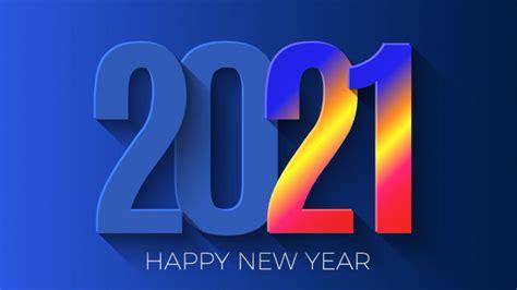 premium vector happy  year  greeting card design