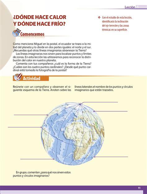 Maybe you would like to learn more about one of these? Respuestas Del Libro De Geografia 5 Grado Pagina 116 - Libros Favorito