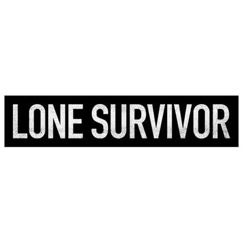 Lone Survivor Font   Delta Fonts