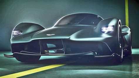 Aston Martin Valkyrie Full Information Latest Images