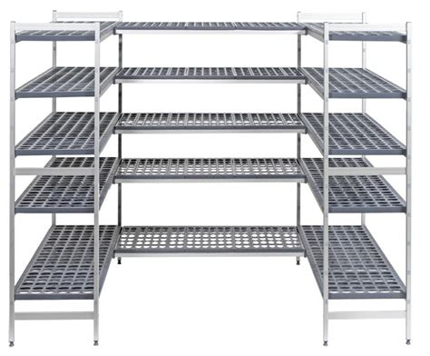 rayonnage chambre froide destockage noz industrie alimentaire