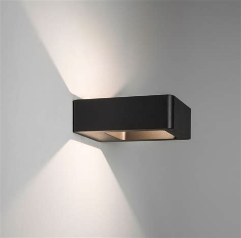 up and down wall lights astro napier ip54 exterior outdoor led wall up down light
