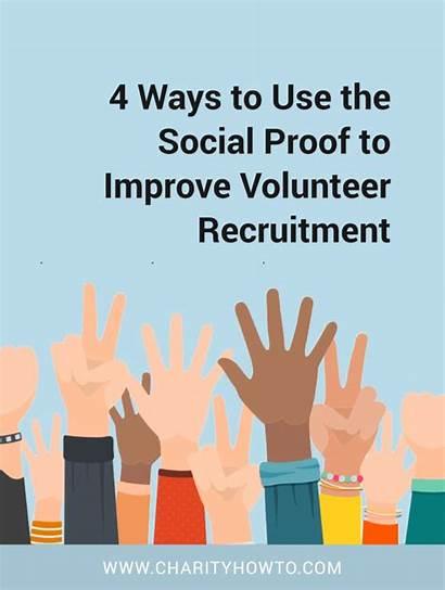 Volunteer Recruitment Proof Social Improve Tobi Cva