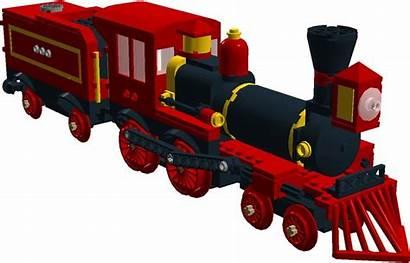 Steam Lego Train Locomotive Engine American Toy