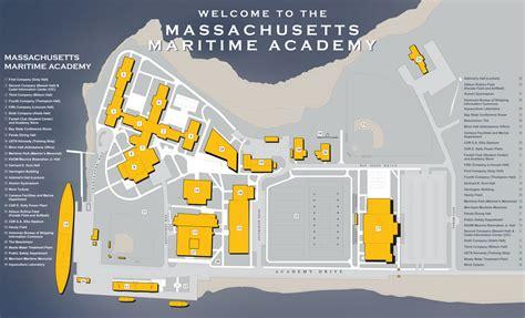 map massachusetts maritime academy