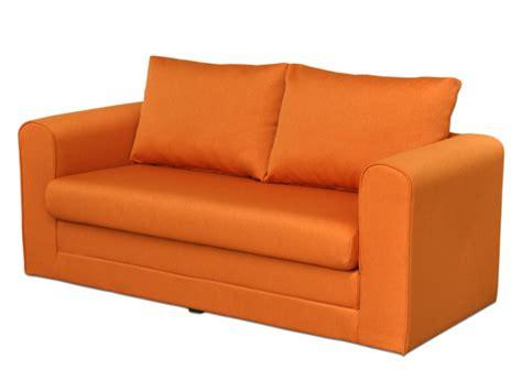 ventes uniques canapes canapé 2 places convertible en tissu danube 3 coloris