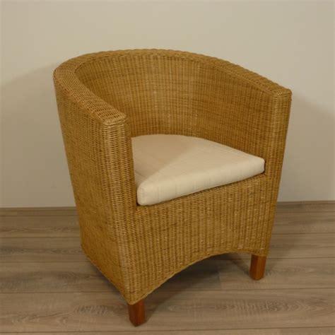 stoel met riet rio honing rotan stoelen rotanspeciaalzaak nl