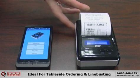 print from android phone printing receipts from an android phone with