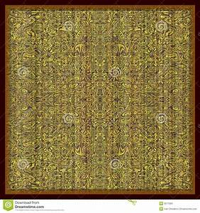 patterned green rug stock photos image 3571093 With artistic floor covering