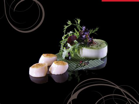 livre cuisine grand chef présentation de livre visions gourmandes l 39 de