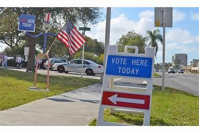 Sarasota Voting Early Nov Longboat Key Neighborhood