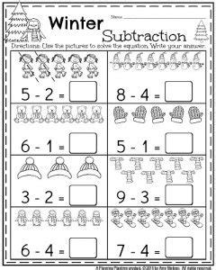 january kindergarten worksheets skola f 246 rskola och f 246 r barn