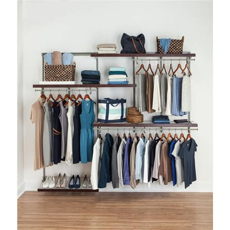 Closetmaid Wood Shelving by Closetmaid Elite 96 In H X 96 In W X 14 1 In D 52
