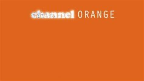 Channel Orange Wallpaper by Channel Orange Rolling