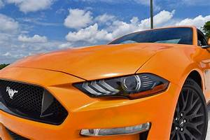 2018 Ford Mustang GT 5.0 6MT Performance Pack Orange 39