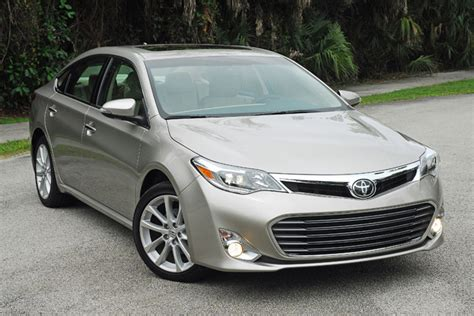 toyota ltd 2013 toyota avalon limited review test drive