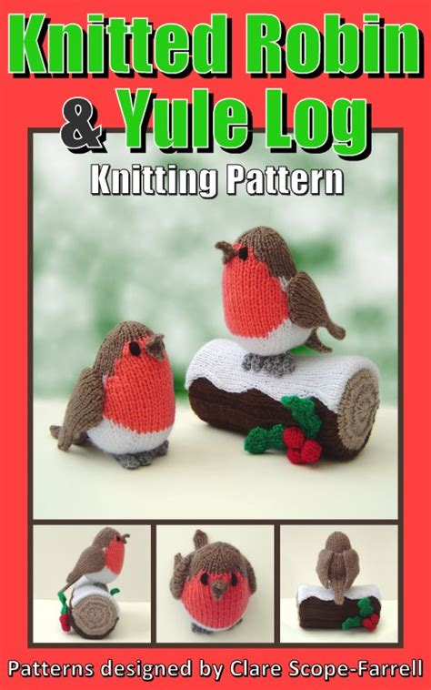 Cute Graduation Decorations by Clare Scope Farrell Novelty Knitting Patterns Knitted
