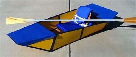 Coroplast Boat by Part 1 A Model For A Coroplast Folding Boat