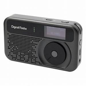 Dab Radio Baustelle : pps006 dab dab radio fm stereo radio rds receiver mp3 ~ Jslefanu.com Haus und Dekorationen