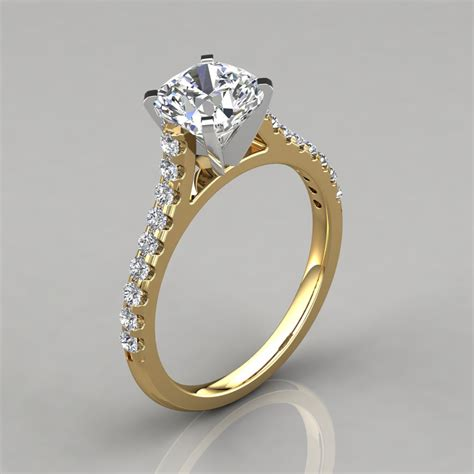Cushion Cut Tall Cathedral Engagement Ring  Puregemsjewels. Mother Wedding Rings. Occasion Wedding Rings. Spacer Wedding Rings. Mothers Pride Rings. Kallati Rings. Beyonce Engagement Rings. 7000 Dollar Wedding Rings. Ubc Rings