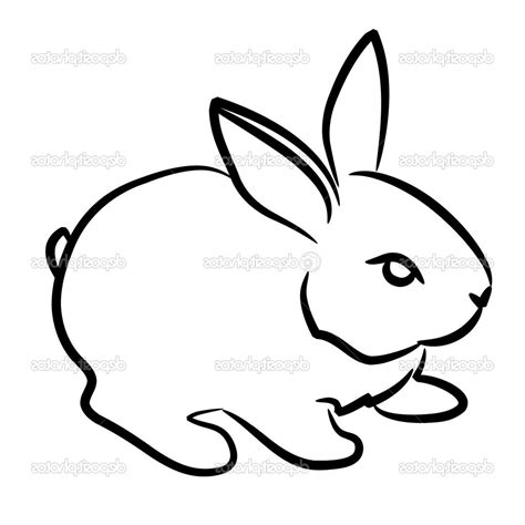 Cute Bunny Drawing Step By Step At Getdrawingscom Free