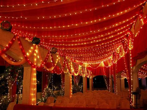 decorative lighting services wedding lighting services