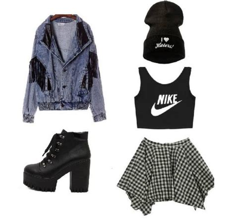 Hat outfit outfit idea outfit ideas nike haters ...