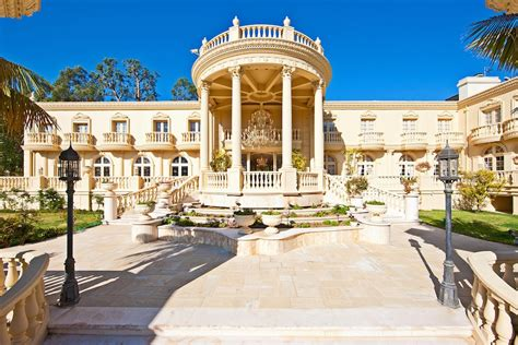 Chateau D'or  $19,995,000  Pricey Pads