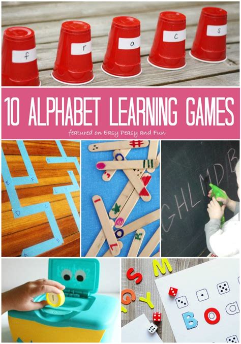 easy preschool games 1000 ideas about learning on 856