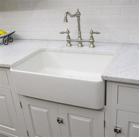 best quality kitchen sinks fireclay farmhouse sink 30 quot top quality white kitchen 4589