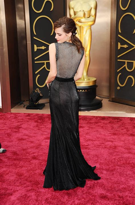 Emma Watson The Oscars