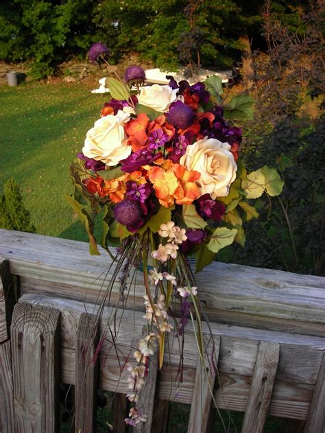ideas  october flowers  pinterest fall
