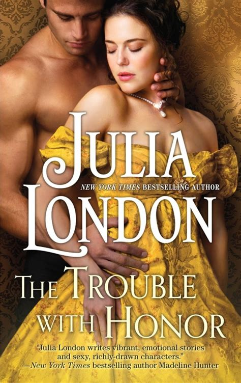 The Trouble With Honor The Cabot by The Trouble With Honor By