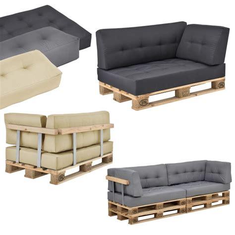 coussin pour canapé palette en casa coussin d assise de dossier d angle avec palette ou en kit pour canap 233