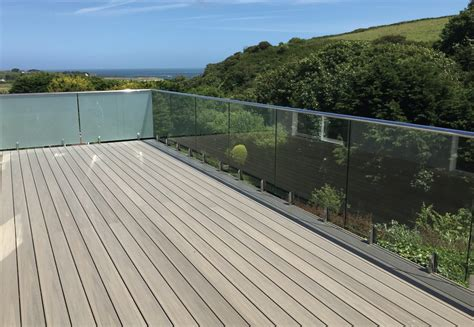 composite decking balcony  spa solution elite