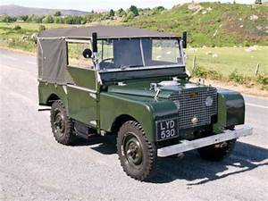 Land Rover Serie 1 : land rover series 1 80 1950 lyd 530 williams classics ~ Medecine-chirurgie-esthetiques.com Avis de Voitures