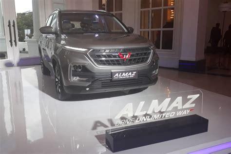 Wuling Almaz Hd Picture by Wuling Motors Harga Impremedia Net