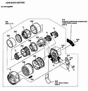 Sony Dig Camera Parts