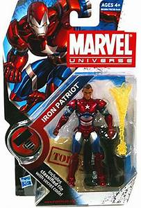 Iron Patriot Unmasked Osbourne Variant S2 #19 - Marvel ...