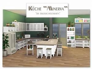 Beistelltisch Für Küche : moin ihr lieben heute habe ich die k che minerva f r euch sie besteht aus unterschr nken ~ Indierocktalk.com Haus und Dekorationen