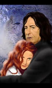 Severus&Lily - Severus Snape & Lily Evans Fan Art (6678508 ...