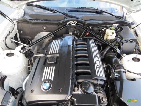 2008 Bmw Z4 3.0i Roadster Engine Photos