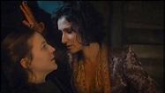 Game of Thrones Yara Greyjoy Kissing Ellaria Sand HD - YouTube